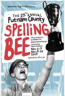 Spelling Bee Fall Musical