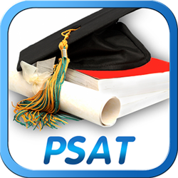PSAT cap and tassel