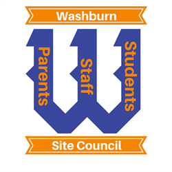 Washburn Site Council Logo